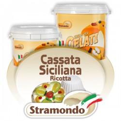 Ricotta cassata siciliană