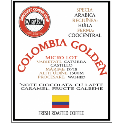 Colombia Golden