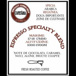 Espresso Specialty Blend