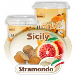 Sicilia (migdale pralinate...